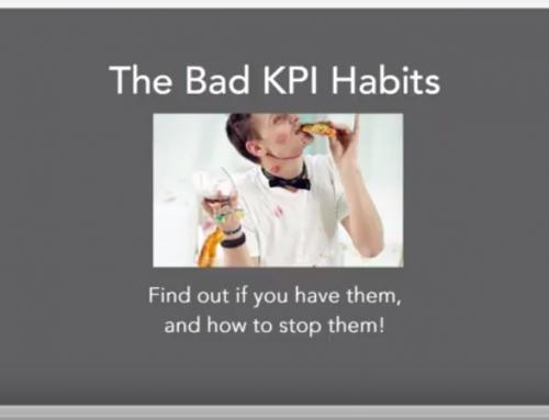 Bad KPI Habits